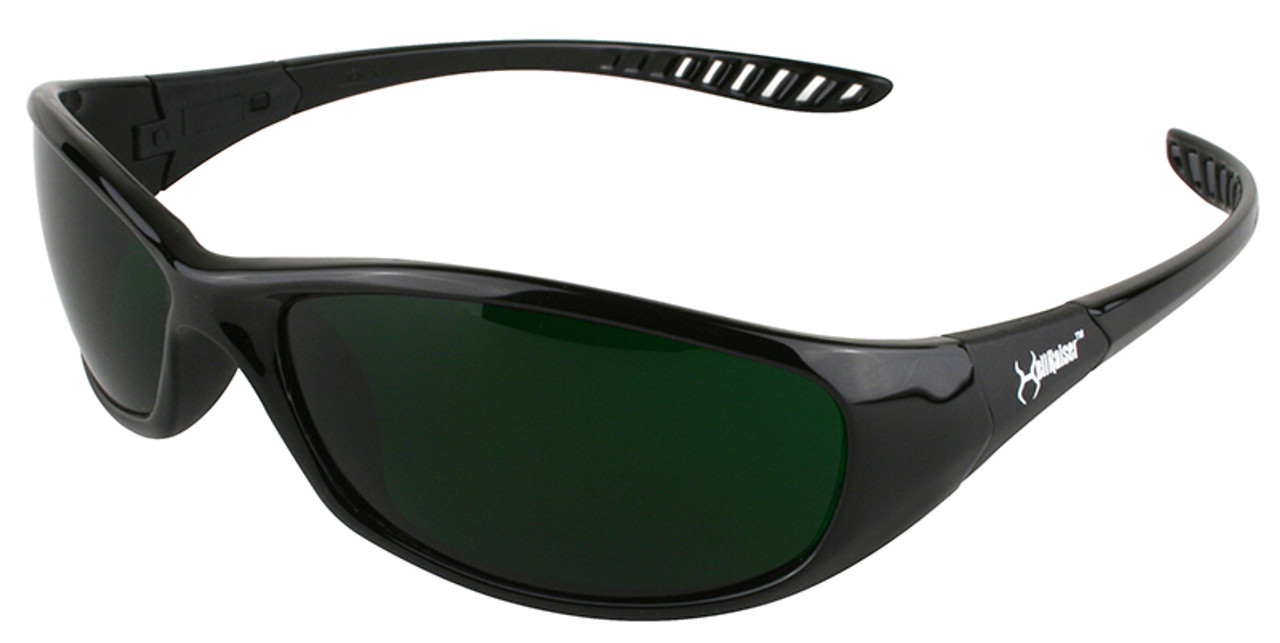 safety sunglasses  Jackson Hellraiser Safety Glasses with Shade 5.0 Lens - Safety ...