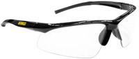 DeWalt Radius Safety Glasses with Clear Lens