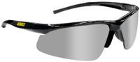 DeWalt Radius Safety Glasses with Silver Mirror Lens