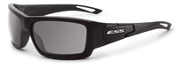 ESS Credence Ballistic Sunglasses with Black Frame and Smoke Lenses