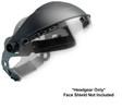 Elvex UltiMate Heavy Duty Ratchet Headgear for Universal Face Shields