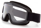 Haber Barrow Safety Goggle with Clear Dual Lens