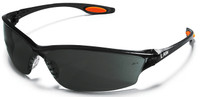 Crews Law 2 Safety Glasses with Gray IR 3.0 Lens