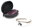 Oakley SI Ballistic M Frame 3.0 Hybrid Array with Dark Bone Frame and Clear, TR22 and TR45 Prizm Lenses
