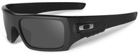 Oakley SI Ballistic Det Cord with Matte Black Frame and Grey Lenses