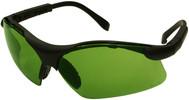 Radians Revelation Safety Glasses with Black Frame and Shade 2 Lens
