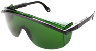 Uvex Astrospec 3000 Safety Glasses with Black Frame/Spatula Temples and Shade 3.0 Infra-dura UD Lens