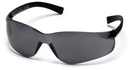 Pyramex Ztek Safety Glasses with Gray Anti-Fog Lens
