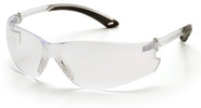 Pyramex Itek Safety Glasses with Clear Lens
