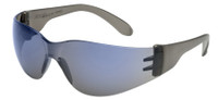 Elvex TTS Safety Glasses with Black Temples and Flash Mirror Lens