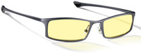 Gunnar Phenom Digital Performance Eyewear with Graphite Frame and Amber Lens