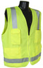 Radians SV7 Surveyor Class 2 Hi-Viz Green Safety Vest