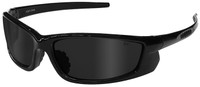 Radians Voltage Safety Glasses with Black Frame and Smoke Lens