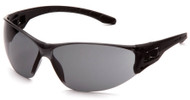 Pyramex Trulock Dielectric Safety Glasses with Black Temples and Gray Anti-Fog Lens