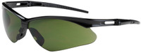 Bouton Anser Safety Glasses with Black Frame and IR 3.0 Lens