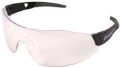 Smith & Wesson 44-Magnum Safety Glasses with Black Temples and Clear Anti-Fog Lens