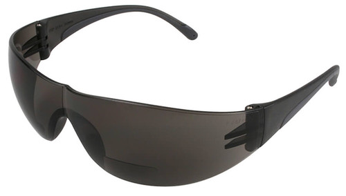 Bouton/PIP Zenon Z12R Bifocal Safety Glasses with Gray Lens