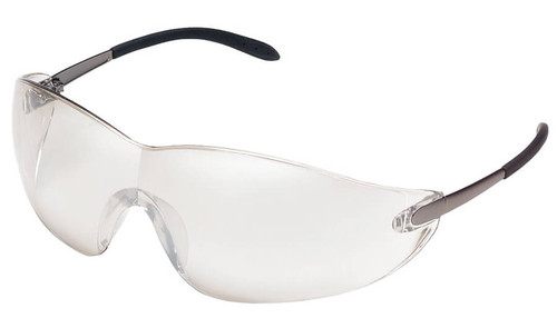 Crews Blackjack Safety Glasses with Indoor/Outdoor Lens