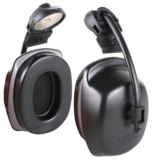 Elvex HM-20 Low Profile Cap-Mount NRR-25 Ear Muffs
