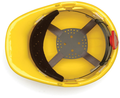 Pyramex 4-Point Ratchet Suspension Only for Cap Style Hard Hat