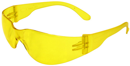 Radians Mirage Small Safety Glasses with Amber Lens