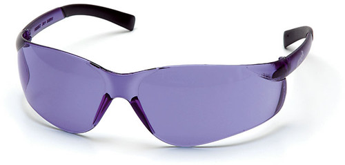 Pyramex Ztek Safety Glasses with Purple Haze Lens