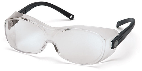 Pyramex OTS Over-The-Glass Safety Glasses with Clear Lens