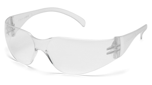 Pyramex Intruder Safety Glasses with Clear Lens