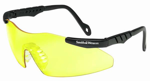 Smith & Wesson Mini Magnum Safety Glasses with Yellow Lens
