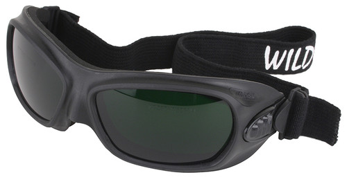 Jackson Wildcat Cutting Goggles with Shade 5 Anti-Fog Lens