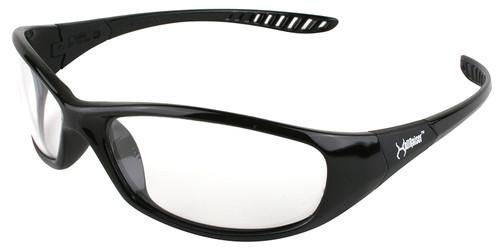 Jackson Hellraiser Safety Glasses with Clear Anti-Fog Lens