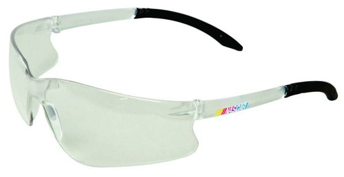 NASCAR GT Safety Glasses with Clear Anti-Fog Lens