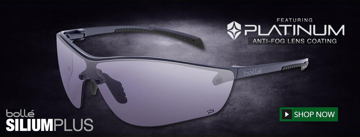 Bolle Silium Plus Safety Eyewear