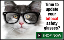 Bifocal Safety Glasses