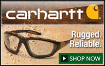 Carhartt Safety Glasses and Safety Goggles