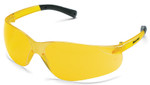 Crews Bearkat Safety Glasses with Amber Lenses