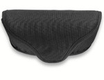 Crews Large Black Nylon Sunglasses Case