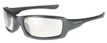 Crossfire M6A Safety Glasses with Pearl Gray Frame and I/O Lens