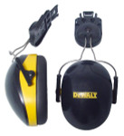 DeWalt Cap Mount Interceptor Ear Muffs