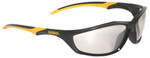 DeWalt Router Safety Glasses with Black Frame and Indoor/Outdoor Lenses
