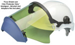Elvex ARC-Shield With Green Anti-Fog Shield and Chin Protector