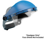 Elvex UltiMate Standard Ratchet Headgear for Universal Face Shields