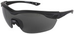 Edge Overlord Tactical Safety Glasses Kit with Polarized Smoke, Clear, Tiger's Eye and G15 Lenses