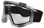 Haber Liquidator Splash Goggle with Clear Dual Lens (With Holes for Eliminator Fan)