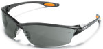 Crews Law 2 Safety Glasses with Gray Lens