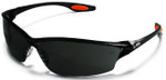 Crews Law 2 Safety Glasses with Gray IR 5.0 Lens