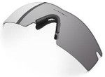 Oakley M Frame Strike Gray Replacement Lens