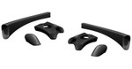 Oakley SI Flak Jacket Nosepiece Kit Black