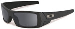 Oakley SI Gascan with Cobalt Cerakote Frame and Black Iridium Polarized Lenses