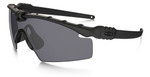 Oakley SI Ballistic M Frame 3.0 with Black Frame and Grey Lens